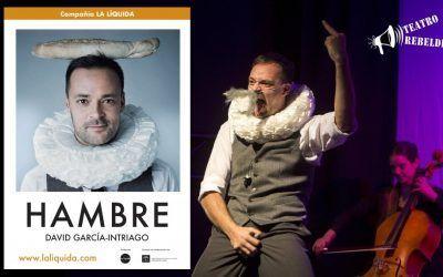 Teatro Rebelde 2019: Hambre