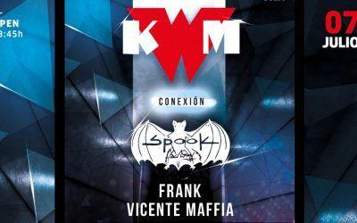 Conexión KWM & Spook