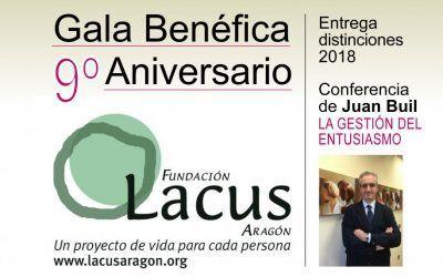 IX Gala Benéfica Fundación Lacus