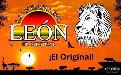 """""""La Leyenda del León"""", el musical infantil"""