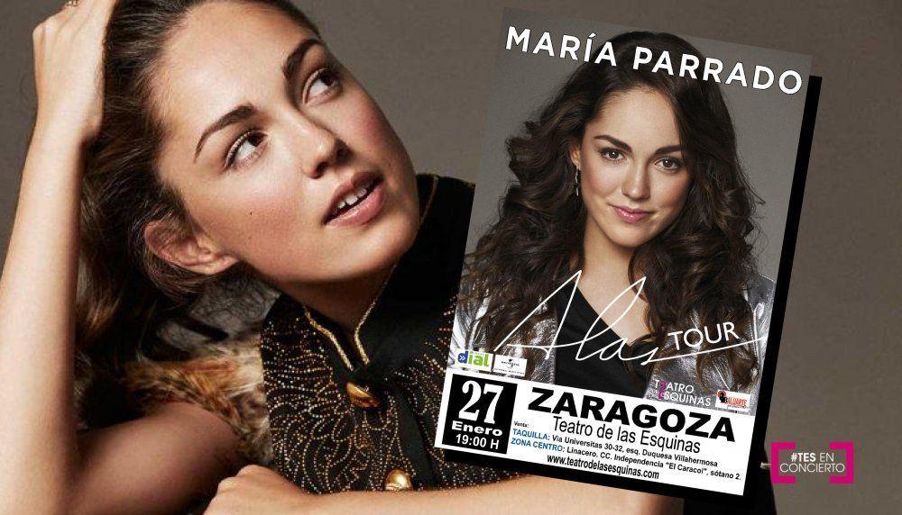 Maria Parrado, en Concierto