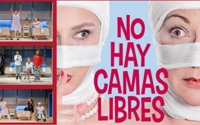 """Compañía Peineta presenta: """"No hay camas libres"""""""