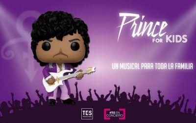 """""""Prince for kids"""": Un musical para toda la familia"""