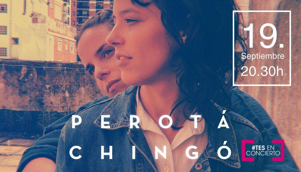 """Perotá Chingó presenta """"Aguas"""""""