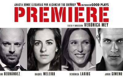 "Good Plays presenta: ""Premiére"""