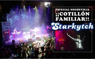 "Starkytch Pinchadiscos presenta ""Cotillón Familiar"""