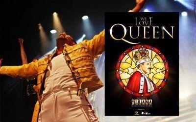 We Love Queen. El musical